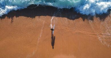 Schiuma del mare