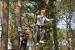 foret adrenaline;carnacParc aventure et Escalade.
