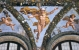 ello e aiuti (Giulio Romano e Giovanni da Udine) Pennacchio con Mercurio. Roma Villa Farnesina, Loggia di Psiche [1024x768]