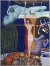 Felice Casorati, Beethoven, 1928, Rovereto, MART, Museo di arte moderna e contemporanea di Trento e Rovereto © Felice Casorati, by SIAE 2021